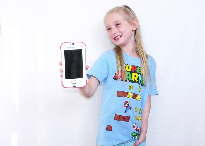 Review Kidicom Max De Smartphone Voor Kinderen Website4mama Nl