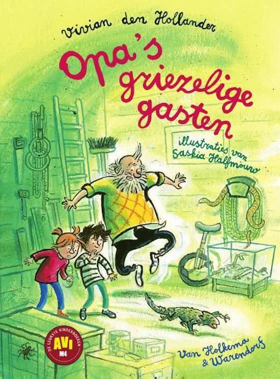 Bekend Kinderboekenweek: gruwelijk enge leesboeken 6-12 jr | Website4Mama.nl #FL28