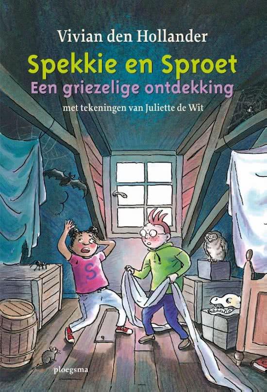 Genoeg Kinderboekenweek: gruwelijk enge leesboeken 6-12 jr | Website4Mama.nl #WY02