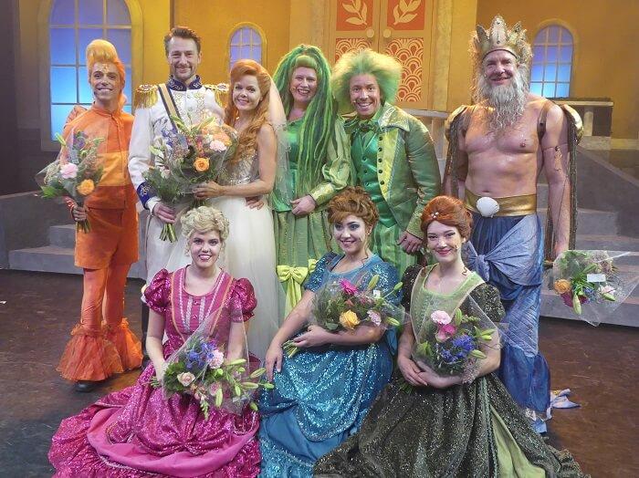 Musical De Kleine Zeemeermin Een Prachtig Avontuur Website4mamanl