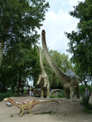 leuke dinoparken: dinoland en oertijdmuseum boxtel | website4mama.nl