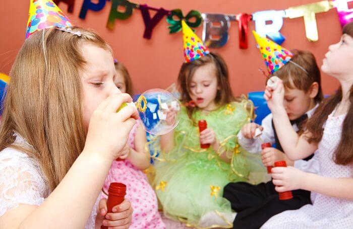 De 10 Leukste Kinderfeestjes Voor Meiden Website4mamanl