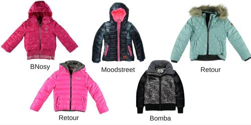 De Leukste Winterjassen Voor Meisjes Website4mamanl