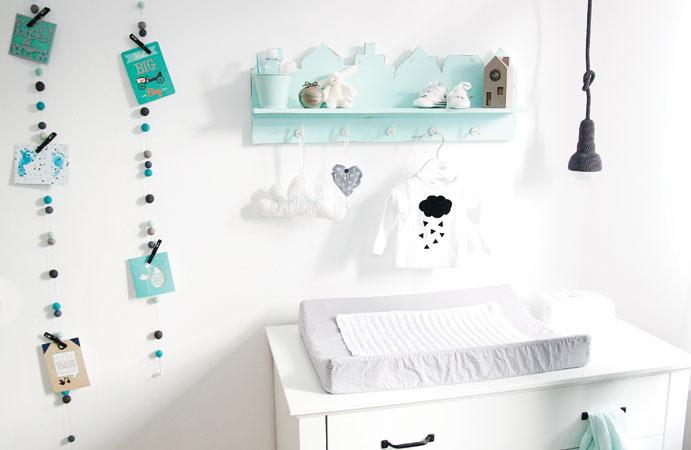 Lieve babykamer voor niet-willen-weters | Website4Mama.nl