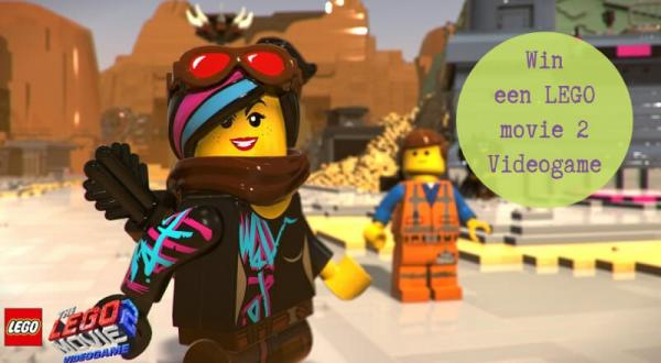 Review: LEGO movie 2 videogame + win!
