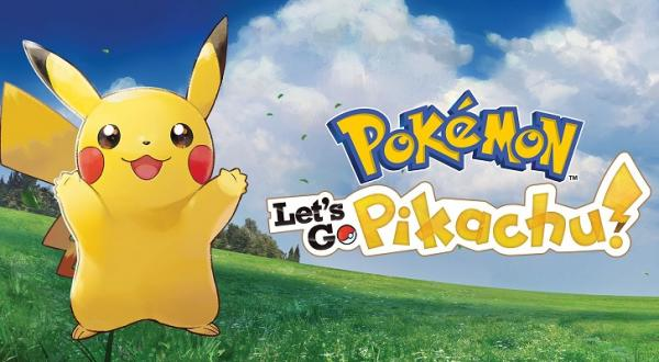Review: Nintendo Switch Let's Go Pikachu!