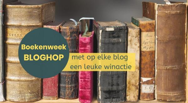 De Boekenweek Bloghop