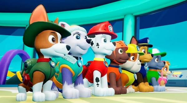 Review: Nintendo Switch Paw Patrol niets te dol
