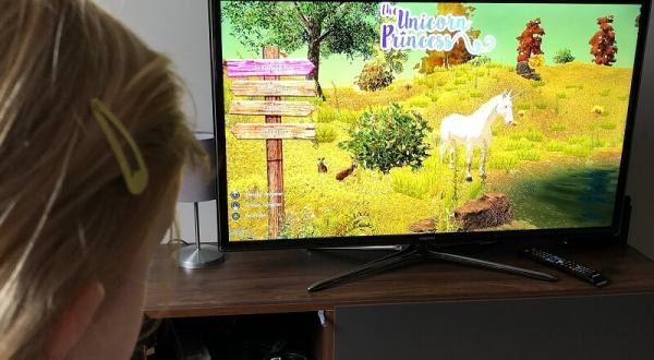 Unicorn Princess voor de Nintendo Switch: magisch
