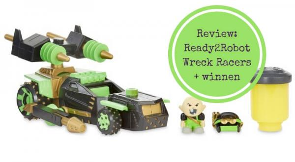 Review Ready2Robot Wreck Racers + winnen!