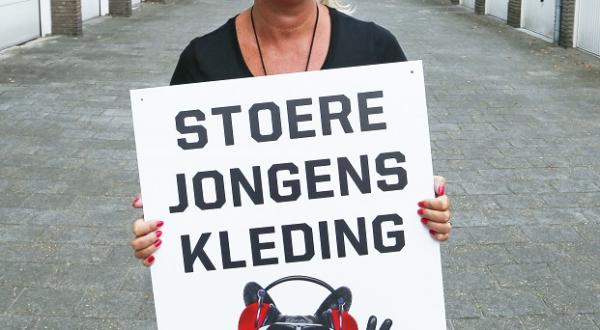 Behind the shop: Stoere Jongenskleding