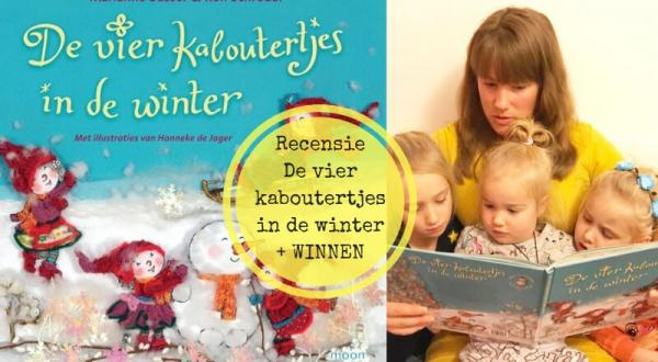 Recensie: De vier kaboutertjes in de winter + WIN!