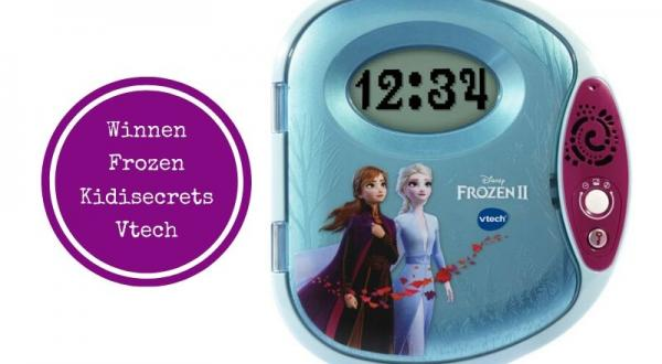 Review Frozen KidiSecrets + winnen!